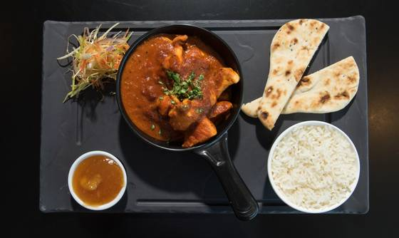 Chicken Makhani Curry
